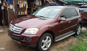 Mercedes-Benz M Class 2008 Red | Cars for sale in Lagos State, Egbe Idimu