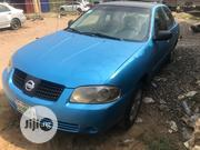 Nissan Sentra 2005 1.8 S Blue | Cars for sale in Lagos State, Ikeja