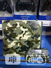Ps4 1tb Army Colour Limited Edition | Video Game Consoles for sale in Lagos State, Ikeja