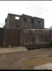 638sqm of Land with an Uncompleted Storey Building for Sale in Gbagada | Land & Plots For Sale for sale in Lagos State, Gbagada