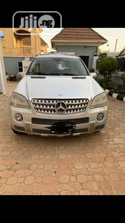 Mercedes-Benz M Class 2008 Silver | Cars for sale in Abuja (FCT) State, Mabushi