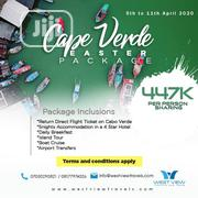 CAPE VERDE EASTER PACKAGE 5th to 11th April 2020 | Travel Agents & Tours for sale in Lagos State, Ikeja