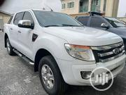 Ford Ranger 2015 XLT Single Cab White | Cars for sale in Delta State, Uvwie