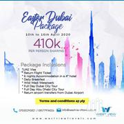 EASTER DUBAI 10th-16 April 2020 . | Travel Agents & Tours for sale in Lagos State, Ikeja