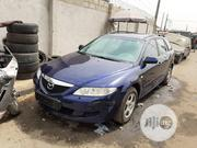 Mazda 6 2005 S Sport Wagon Blue | Cars for sale in Lagos State, Ojodu