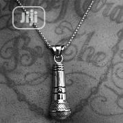 Mic Pendant And Chain | Jewelry for sale in Lagos State, Surulere