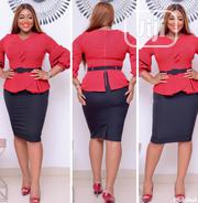 Quality Turkish Peplum Dress | Clothing for sale in Lagos State, Ikeja