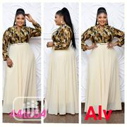 Lovely Long Turkey Unique Dress, Available at Affordable Prise,   Clothing for sale in Lagos State, Lagos Island