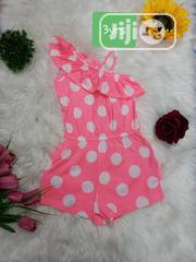 Female Jumpsuit And Up And Down Classic Cloth | Children's Clothing for sale in Lagos State
