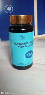 Vision Capsule Herbal Supplement For All Kinds All Eyes | Vitamins & Supplements for sale in Lagos State, Lekki Phase 2