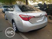 Toyota Corolla 2015 Silver | Cars for sale in Abuja (FCT) State, Jabi