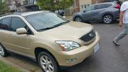 Lexus RX 2009 350 AWD Gold   Cars for sale in Rivers State, Port-Harcourt