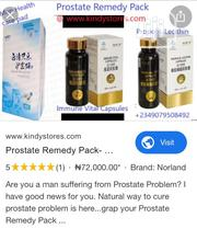 Prostrate Cancer Remedy | Vitamins & Supplements for sale in Lagos State, Ajah