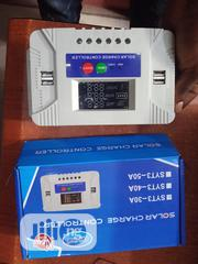 30ahs 12/24volts Solar Charge Controller | Solar Energy for sale in Lagos State, Ojo