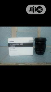 Sigma 17-70mm Lens   Photo & Video Cameras for sale in Oyo State, Ibadan