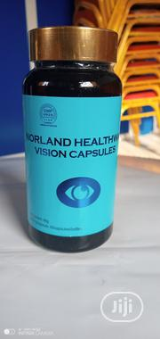 Norland Vision Capsule Cure The Cataract And Glaucoma With Vision Vita | Vitamins & Supplements for sale in Lagos State, Ojota