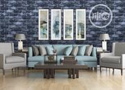 Lovely Blue Bricks (By Liv Interiors) | Home Accessories for sale in Lagos State, Lagos Island