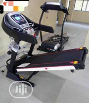 2.5hp German Machine Electric Treadmill Massager Twister Dumbbell   Sports Equipment for sale in Lagos State, Lekki Phase 2
