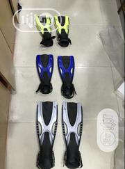 Swimming Flippers With Different Size   Sports Equipment for sale in Lagos State, Lekki Phase 2