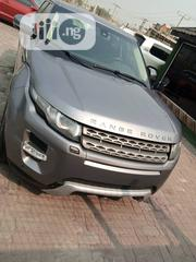 Land Rover Range Rover Evoque 2013 Gray | Cars for sale in Lagos State, Lekki Phase 1