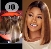 Super Double Drawn Bob With Closure | Hair Beauty for sale in Lagos State, Ikeja