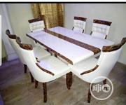 Marble Top Dinning Table And Chairs | Furniture for sale in Lagos State, Ojo