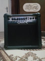 Crate GTX15 Guitar Amplifier With Digital Effects (15 Watts, 1x8 In.) | Audio & Music Equipment for sale in Enugu State, Enugu