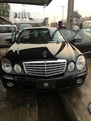 Mercedes-Benz E350 2008 Black | Cars for sale in Oyo State, Ibadan
