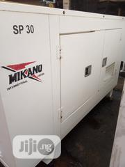 Mikano Generator 30kva | Electrical Equipment for sale in Lagos State, Ojo