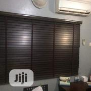 Beautiful Wooden Window Blind | Home Accessories for sale in Lagos State, Surulere