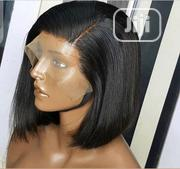 Valentine Promo Super-double Drawn Bob Wig | Hair Beauty for sale in Lagos State, Ikeja