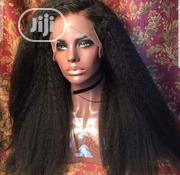24 Inches Kinky Wig | Hair Beauty for sale in Lagos State, Ikeja