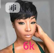 Short Human Hair Wigs   Hair Beauty for sale in Lagos State, Ikeja