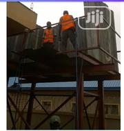 Tank Tower( Stanchions) To Carry Plastic Tank And Corrugated | Plumbing & Water Supply for sale in Lagos State, Isolo
