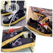New in Offwhite Sneakers | Shoes for sale in Lagos State, Mushin