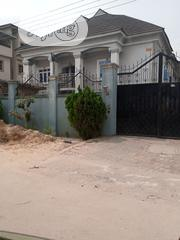 Lovely 5 Bedrooms Duplex At Ago Palace Way Okota Lagos | Houses & Apartments For Sale for sale in Lagos State, Surulere