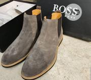 Top Quality Hugo Boss Chelsea Boss Designer Shoes | Shoes for sale in Lagos State, Magodo