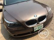 BMW 540i 2006 Brown | Cars for sale in Lagos State, Ajah