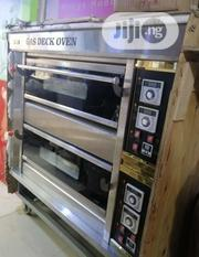 2 Deck 4 Trays Gas Oven | Industrial Ovens for sale in Lagos State, Ojo