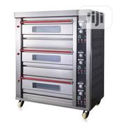3 Deck 9 Trays Gas Oven | Industrial Ovens for sale in Lagos State, Ojo