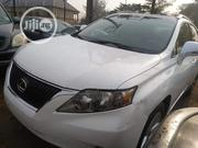 Lexus RX 2010 350 White | Cars for sale in Lagos State, Isolo