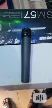 Original Shure Mic Sm 57   Audio & Music Equipment for sale in Lagos State, Maryland