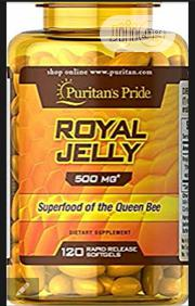Natural Royal Jelly 200mg - 60 Capsules | Vitamins & Supplements for sale in Abuja (FCT) State, Wuse 2
