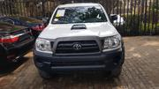 Toyota Tacoma 2010 Double Cab V6 Automatic White | Cars for sale in Lagos State, Ikeja
