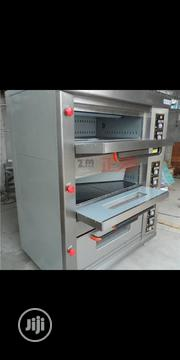 Quality Deck Oven 6trays | Restaurant & Catering Equipment for sale in Lagos State, Victoria Island