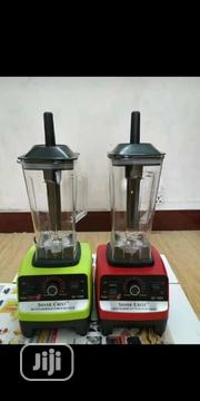 Commercial Smoothie Blender. Heavy Duty Blender | Restaurant & Catering Equipment for sale in Lagos State, Ajah