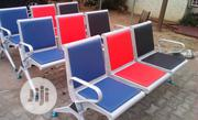 Brand New Quality Office Chair Three Seaters It Is Very Strong | Furniture for sale in Lagos State, Ajah