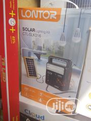 Solar Generator Kit With Three Buld | Solar Energy for sale in Lagos State, Ojo