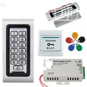 Card Users Waterproof Door Control Keypad+ Maglock +Exit +Power | Computer Accessories  for sale in Lagos State, Ikeja