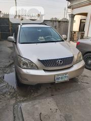 Lexus RX 330 AWD 2006 Gold | Cars for sale in Rivers State, Port-Harcourt